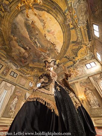 Italy Venice Carnivale Costumes