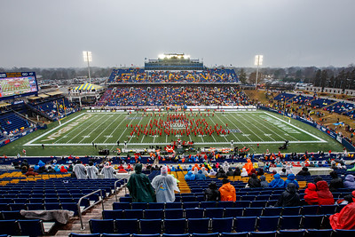 Military Bowl Performance