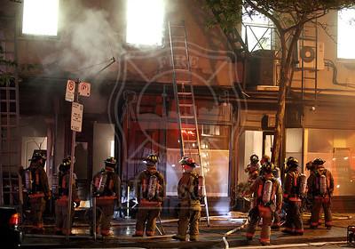 June 16, 2015 - Working Fire - 62A George Street