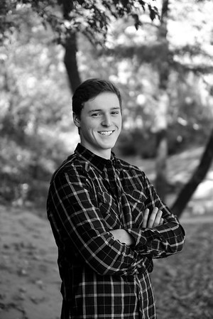 2016 Senior Jake Evans