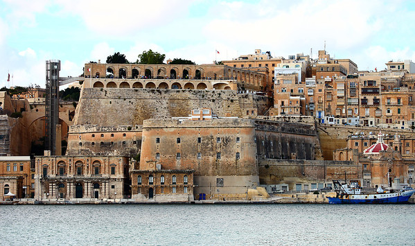 Valletta & the Three Cities