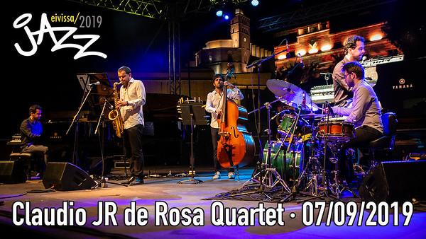 CLAUDIO JR DE ROSA QUARTET
