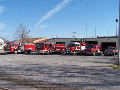 CHRISTOPHER FIRE DEPARTMENT