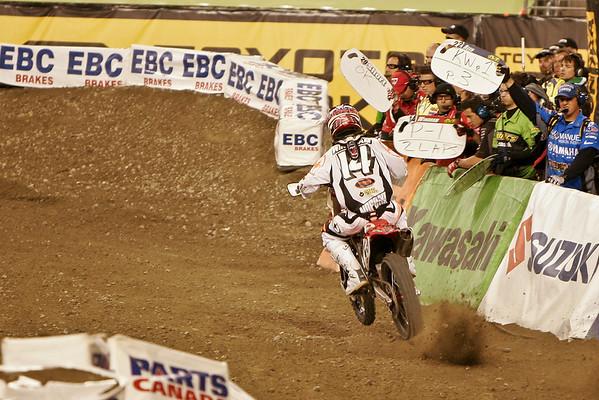 AMA Supercross 2008