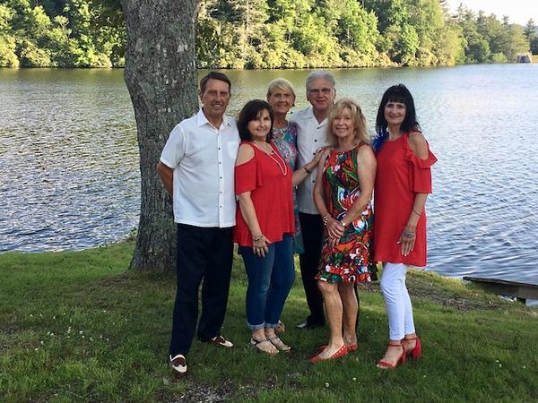 2018 June-Linville Land Harbor Party