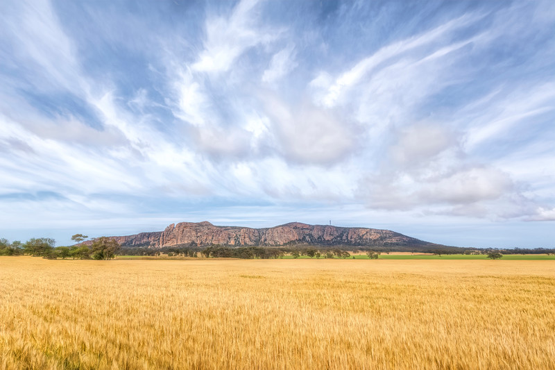 (2585) Mt Arapiles, Victoria, Australia