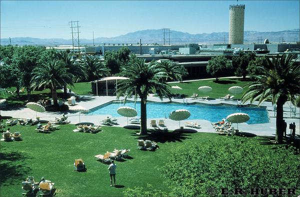 Flamingo Hotel Las Vegas Nevada 1961