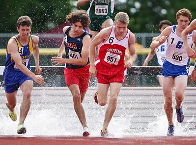 NYSPHSAA Boys Steeplechase 6-11-11