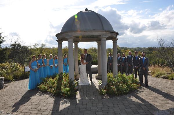Amanda & David Burns' Wedding