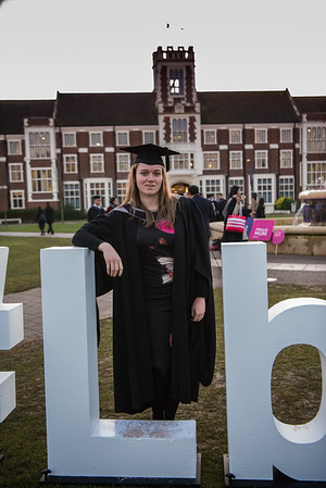 Philippa Graduation
