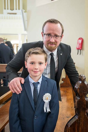 William's Communion