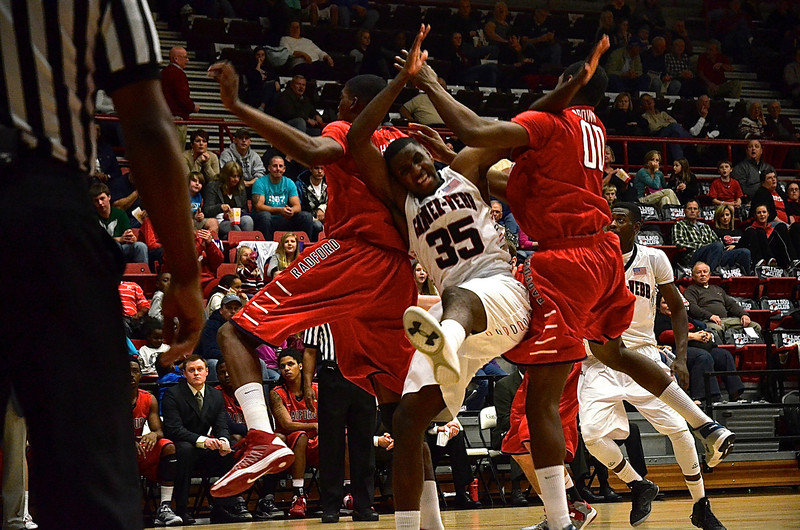 Gardner-Webb plays a tough game against Radford. Radford defeats the bulldogs with one second left on the clock with the final score of 52-51.