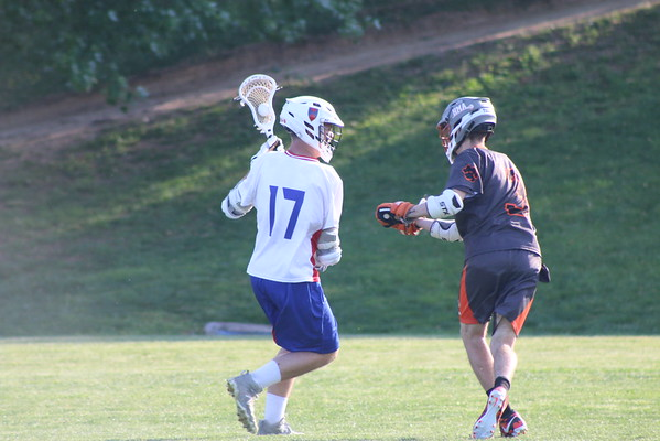 Prep Lacrosse vs. Hargrave Military Academy - May 7