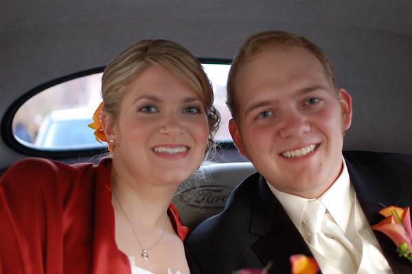 Gretchen & Aaron