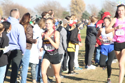 Class 3A state cross country