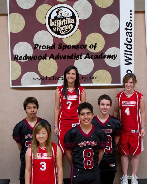 Redwood Adv Academy Sports