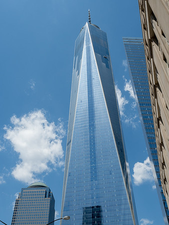 World Trade Center -1 Observation Deck