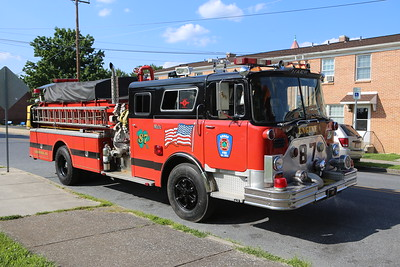 2018 HARRISBURG, PA PUMP AND PRIMERS MUSTER