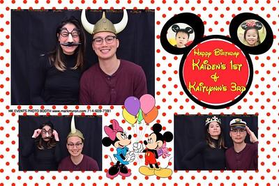 Kaiden and Kaitlynn