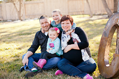 Jamie's Maternity Portraits | 02.17.13