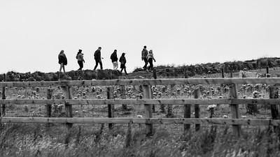Hiking along the WestCoast of Ireland