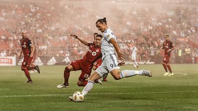 MLS TORvLA
