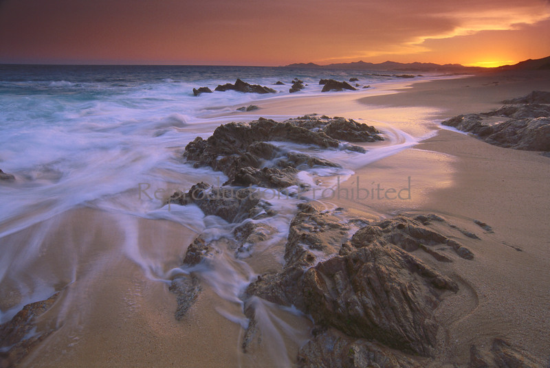 Ocean Romance Baja, Mexico