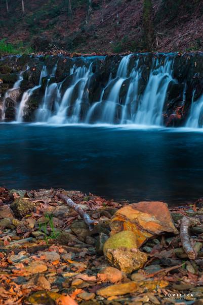 Ribeira de Fráguas - parque de merendas - rio filveda