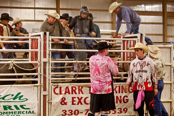 Armstrong Saddlery Bullriding