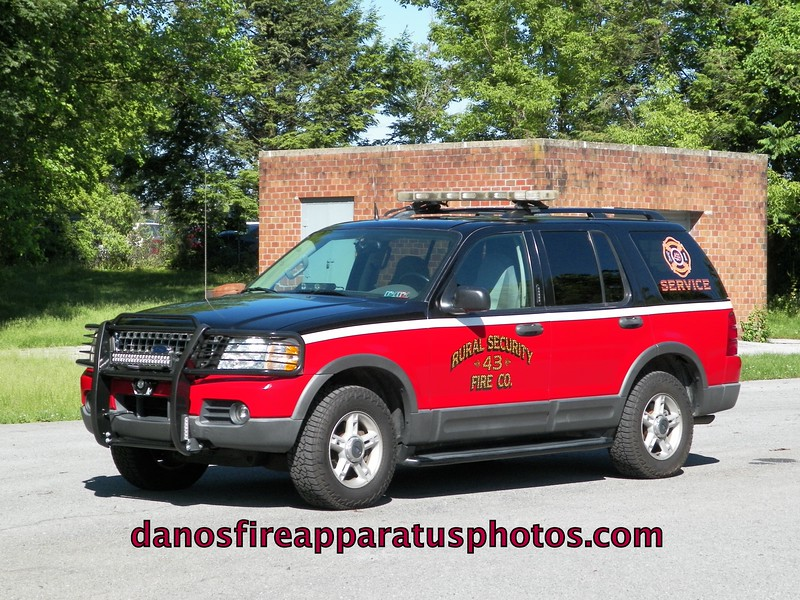 RURAL SECURITY FIRE CO.