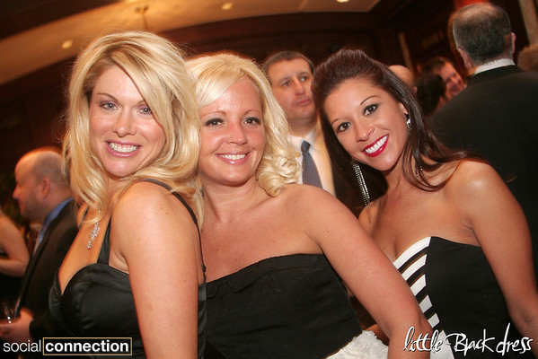 2012 Little Black Dress Charity Soiree : The Townsend Hotel 11.16.12