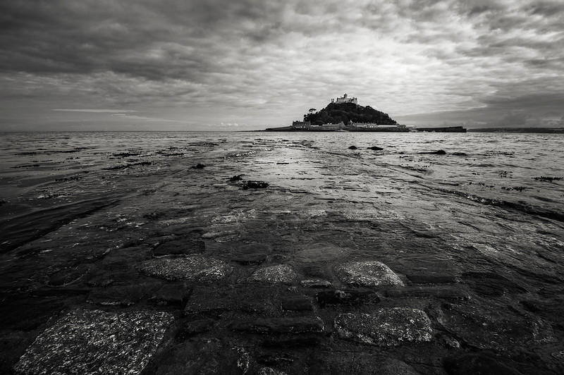 St Michael's Mount  Cornwall, England, 2018