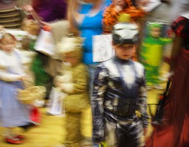 2010 Halloween Trunk or Treat