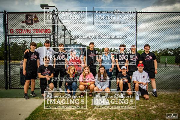 Gilbert Mens Tennis Senior Day