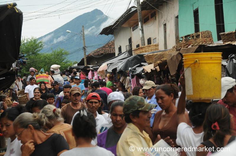 In the Shadow of Volcano Mombacho - Granada, Nicaragua
