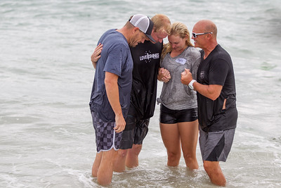 Beach Baptisms 7-30-17