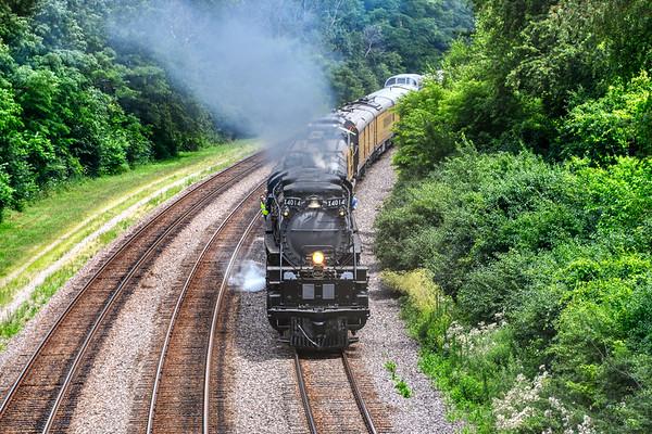 Steam Engine - Big Boy