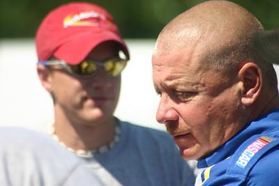 NASCAR Busch North Race @ Waterford 7-23-2005