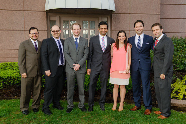 Gastroenterology Fellows Graduation 2017