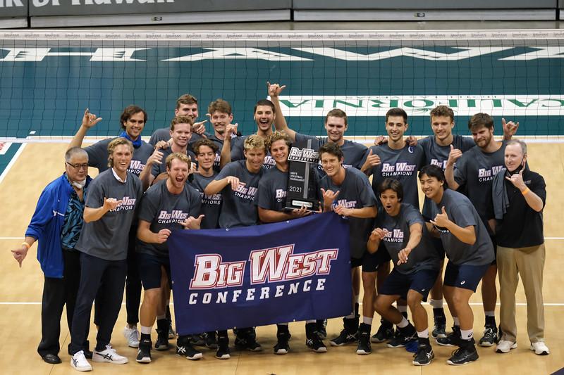 Santa Barbara Wins Big West Tournament