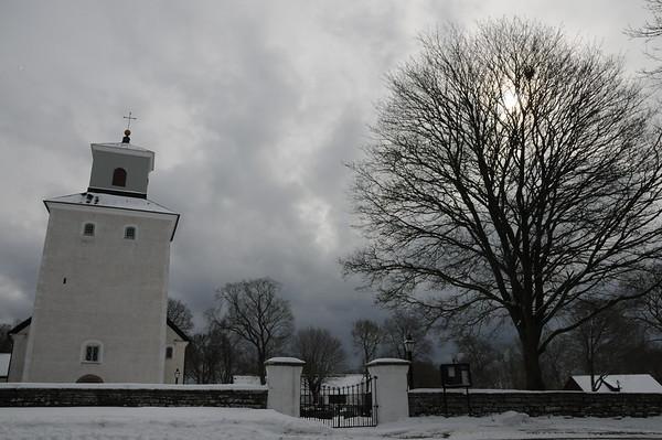 Norra Möckleby på Öland - Olof Kexéls (1748-1796) barndomstrakt