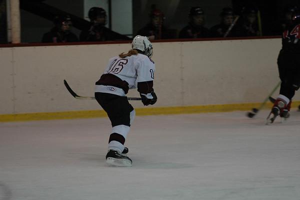 Loomis Varsity Ice Hockey vs. Kuper - Taft Tournament 12/15/06
