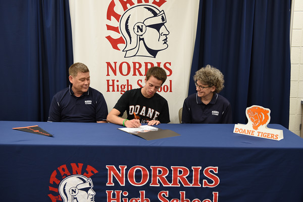 Signing Letter of Intent