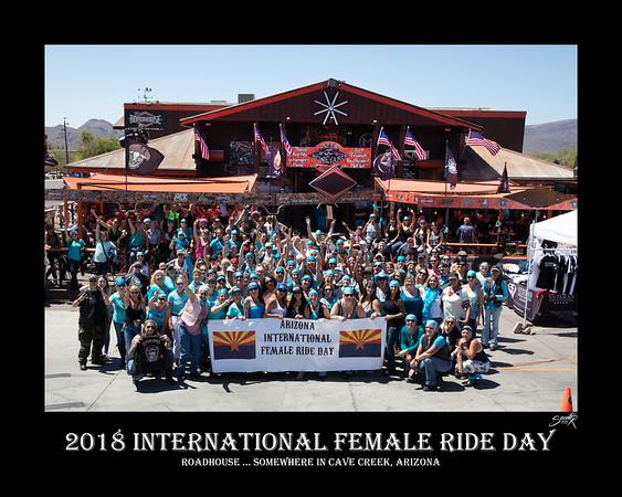 2018 International Female Ride Day