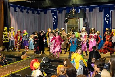 Kindercarnaval 2015 - Maxi
