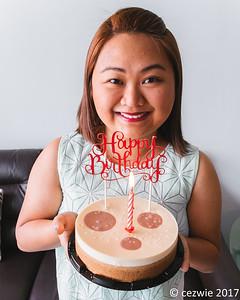 Cez's 32nd Birthday
