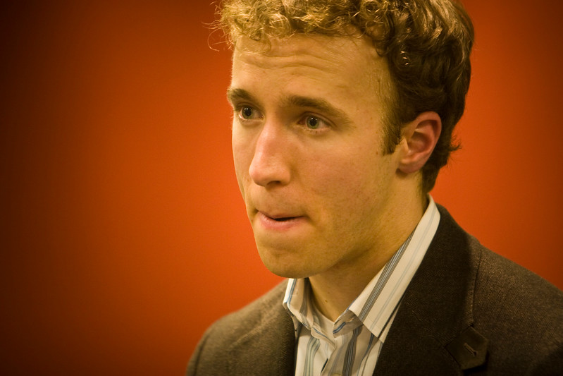 Children's rights advocate Craig Kielburger began his work at the age of 12 years old, has touched the lives of more than one million young people with his organization, Free the Children, and is a New York Times-best selling author