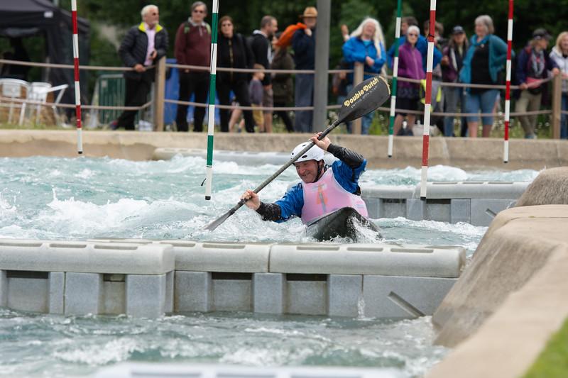 2019 Canoe Slalom Reunion Race