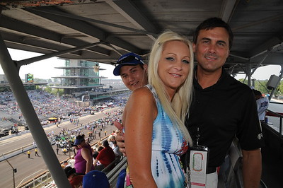 5-27-2012 Indy 500 Race Day Part 1