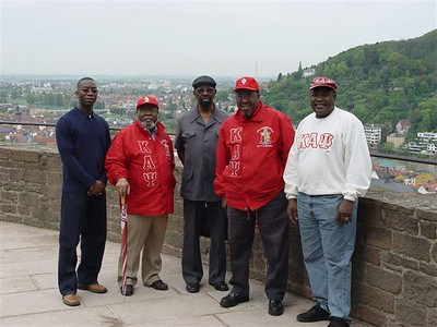 Grand Polemarch Visit 2005